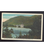 NH Dixville Notch Lake Gloriette and The Balsams from Cold Springs Vtg P... - $4.74