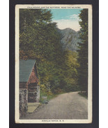 NH Dixville Notch Cold Spring and The Buttress near The Balsams Vtg Post... - $4.74