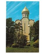 NJ Cassville St Vladimir Memorial Church Rova Farm Vtg Postcard - $6.36