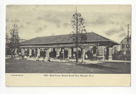 NJ Newark Sand Court Branch Brook Park Vtg UDB Postcard ca 1905 - $7.40