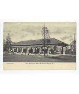 NJ Newark Sand Court Branch Brook Park Vtg UDB Postcard ca 1905 - $7.40