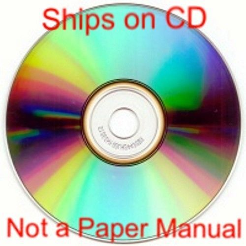 Cub Cadet Owners Manual Model # 7192-7193-7194-7195