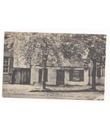 New Castle DE Old dutch House Vintage Albertype Postcard - $4.74