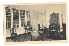 VA Mount Vernon Library Vtg MVLA Postcard Alexandria Virginia - $4.74