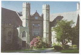 West Chester PA Phillips Memorial Auditorium Biehn Repro Postcard 1999 4X6 - $4.74