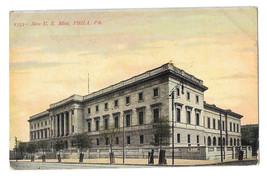 Philadelphia PA US Mint Vintage Postcard ca 1910 - $4.74