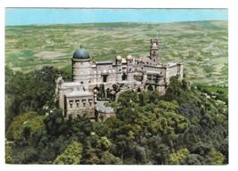 Portugal Sintra Palacio de Pena National Palace Aerial View Vtg Postcard... - $4.74