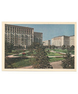 Russia USSR Moscow Kutuzovxky Prospekt Avenue Vtg Soviet Era Postcard CCCP - $5.69
