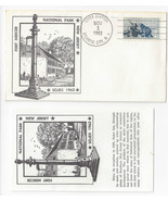 SOJEX 1963 Fort Mercer New Jersey Cover w Insert Atlantic City Station C... - $4.99