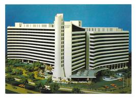 Singapore Marco Polo Hotel Vtg Postcard 4X6 - $6.17