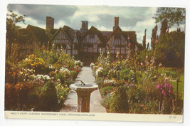 UK Hall's Croft Stratford on Avon Susanna Shakespeare Scouting Cancel Po... - $4.74