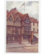 UK Stratford on Avon Harvard House Garrick Inn J Salmon W.W. Quatremain ... - $6.69