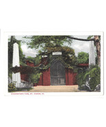 VA Mt Vernon Washingtons Tomb Vtg B S Reynolds White Border Postcard Vir... - $6.36