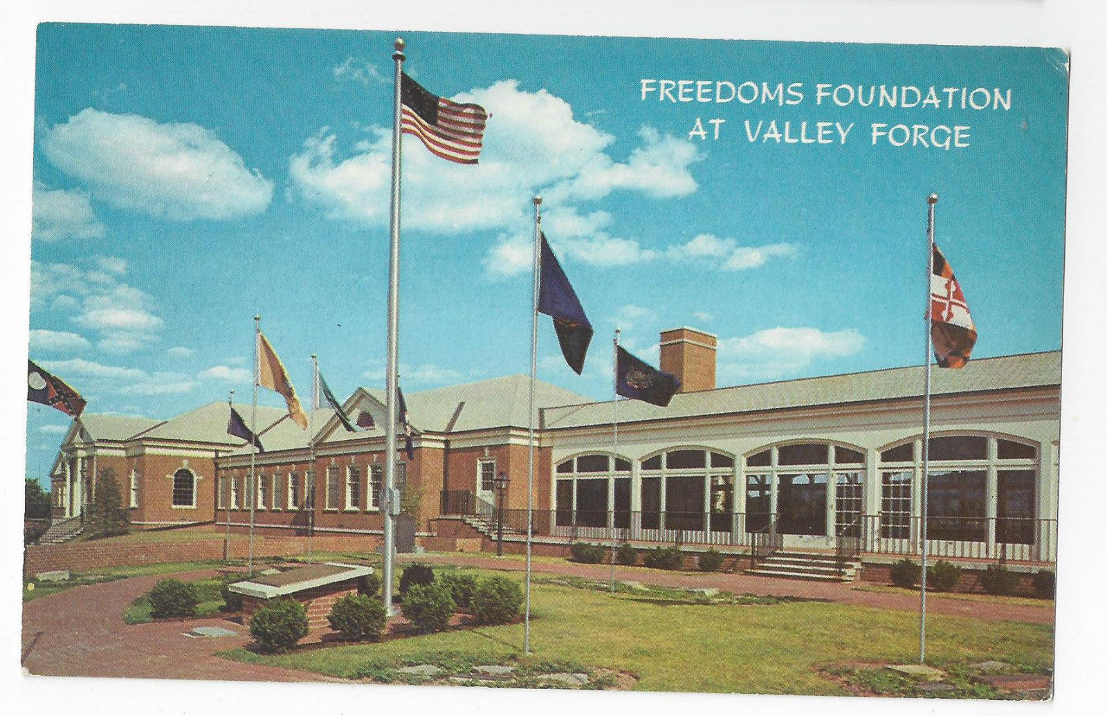 Valley Forge PA Freedoms Foundation American Freedom Center