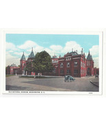 Washington DC Old National Museum Vtg BS Reynolds Postcard - $6.36