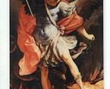 Laminated prayer card   san miguel arcangel 300.0090 001 thumb155 crop
