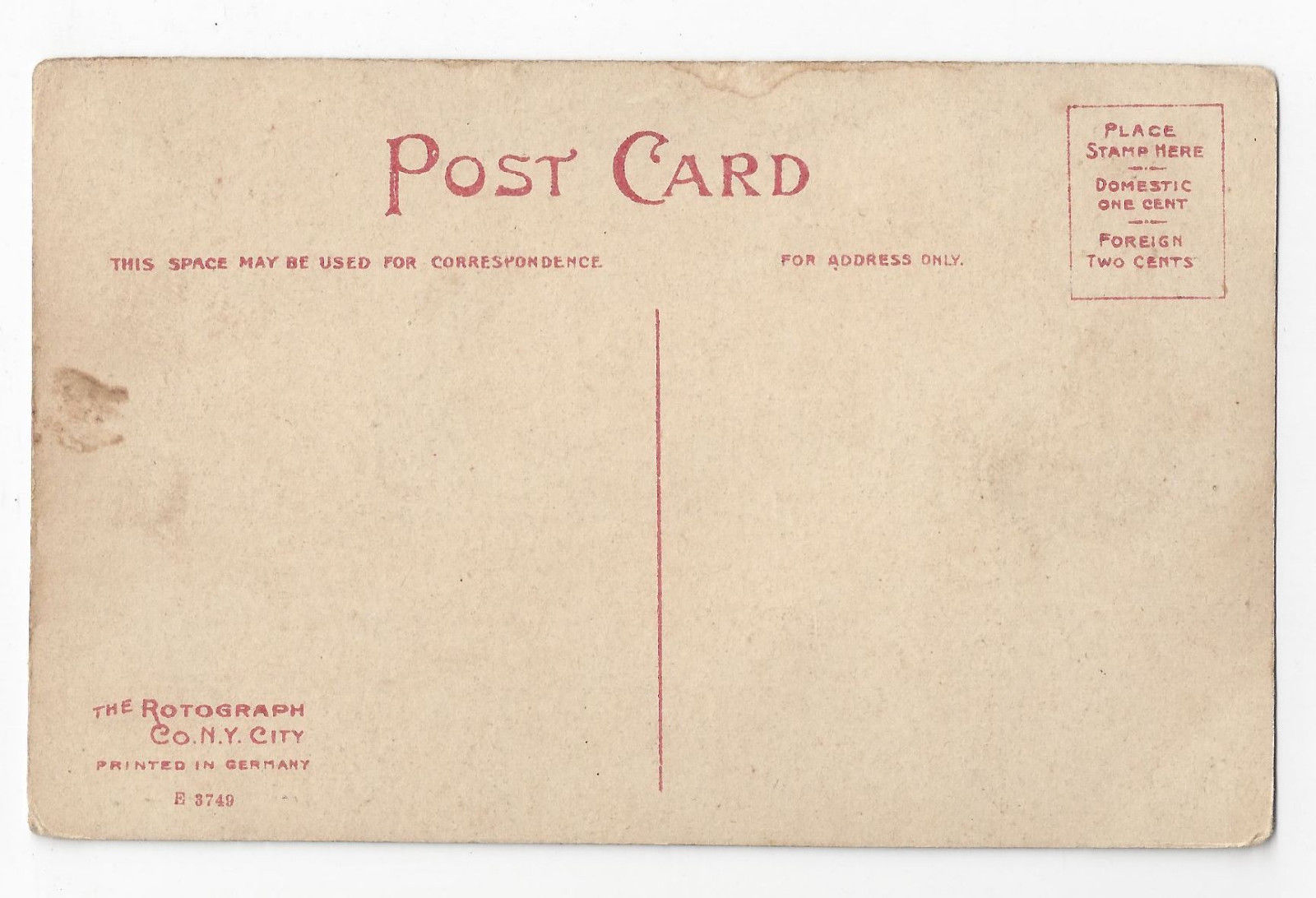 West Chester PA State Normal School Cottage University Rotograph Postcard
