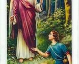 Laminated prayer card   san rafael arcangel 300.0092 001 thumb155 crop