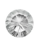 8.00ct 14mm Round Crystal Quartz from Brazil - $14.00