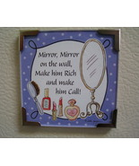 Linda Grayson gift magnet Girl new - $4.00