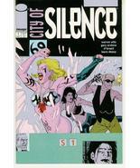 CITY of SILENCE #1 (Image Comics) - $1.00