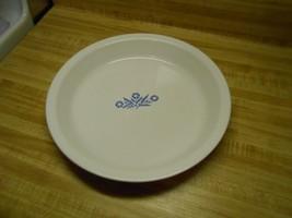 "corning ware pie pan Cornflower blue pattern 9"" pie pan microwave safe too - $16.10"