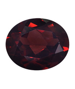 2.10ct 9X7MM Oval Mozambique Garnet - $9.99