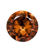 1.50ct 7mm Round Imperial Zircon ERV:$450.00 - $120.00