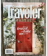 Conde Nast Traveler Magazine December 2020 Where Travel Will Take Us in ... - $3.99
