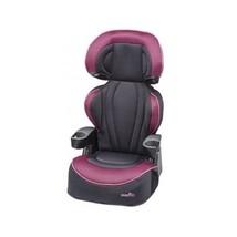 Evenflo Toddler Girl Car Booster Seat Travel Safety Big Kid Adjustable Height  - $83.27