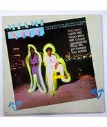 Miami Vice (TV Soundtrack) 1985 [Original recording] [Soundtrack] [Vinyl... - $9.53