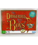 The Dangerous Book for Boys Board Game 2006 Parker Brothers 100% Complet... - $18.32