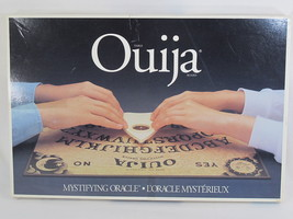Ouija Hardboard 1992 William Fuld Parker Brothers 100% Complete Excellent @@@@ - $29.70
