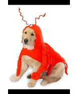New Casual Canine Lobster Costume - XSMALL - Fast Ship! - $19.78