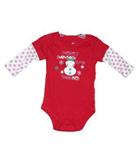 "0-3 Months Baby Girls ""There's Snowbody Cuter Than Me"" Onesie - $9.00"