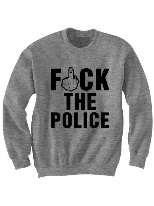 F*CK THE POLICE SWEATSHIRT #ALLLIVESMATTER SHIRT STOP THE VIOLENCE NWA SHIRTS - $24.75