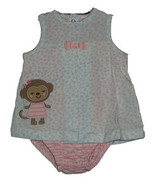 3-6 Months Baby Girls Diaper Set - $13.00