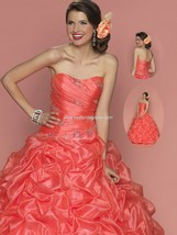 Pink Prom Dress Size 6 by Forever Yours MSRP $629 NWT  image 5