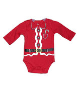 Newborn 5.5-7.5 Pounds Baby Boys Christmas Onesie - $9.00