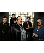 The Sopranos -Art Print/Poster (various sizes) - $19.99+