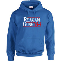 132 Reagan Bush Crew Sweatshirt president right election USA All Sizes/ ... - $30.00