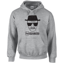134 Heisenberg Hoodie drugs tv show bad breaking cancer father All Sizes/ Colors - $30.00