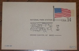 Grand Canyon National Park Postcard - $8.00