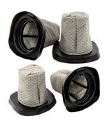 4-Pack HQRP Dust Cup Filter for Dirt Devil Versa Power Series Stick Vac ... - $19.45