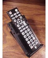 GE LED Back Lit 4 Device Universal Remote Control, no. RC24116-B 1938 JC024 - $8.95