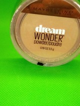 Maybelline New York Dream Wonder , Powder Make Up, 25 Buff Beige, Brand New !!!! - $11.47