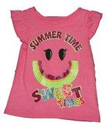 12 Months Girls Summer Time Sweet Times Tee Shirt - $9.00