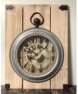 Pocket Watch Design Wall Clock - $135.99