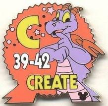 Disney Figment dragon Create CM Never Sold  Pin/Pins - $19.33