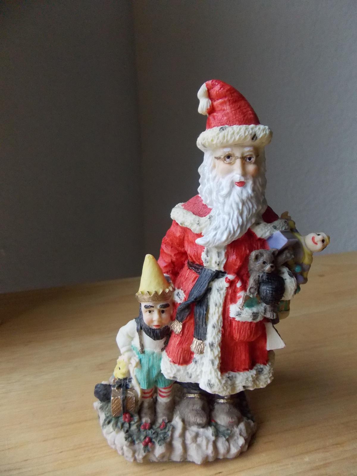 "International santa claus collection ""joulupukki"